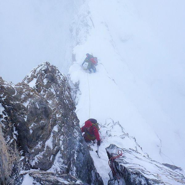 Alpinisme C2/C3